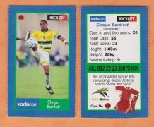 South African Shaun Bartlett Charlton Athletic 9